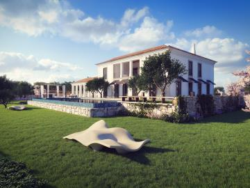 Detached house, Western - Ferragudo, Lagoa (Algarve)