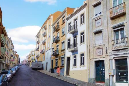 Prédio, Graça, Lisboa
