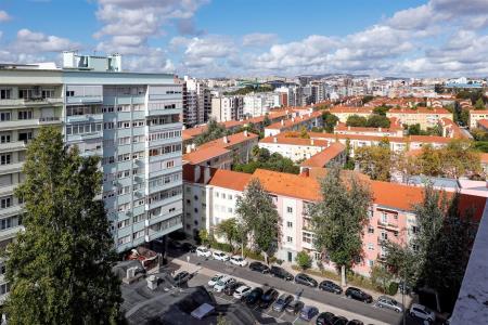 Apartamento, Estados Unidos da América, Lisboa