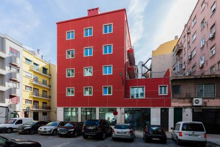 Prédio, Santo António, Lisboa